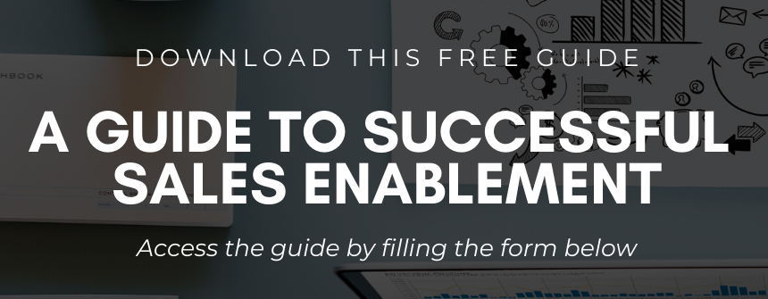 Sales Enablement Landing Page